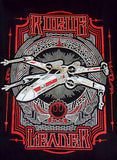 TeeFury T-Shirt -  Star Wars - Rogue Leader - New Adult XL Black