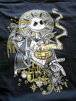 TeeFury - T-Shirt - Nightmare Before Christmas - New - Adult L