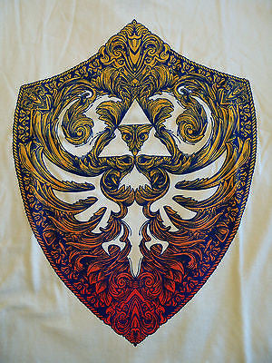 TeeFury T-Shirt - Legend Of Zelda - New Adult S
