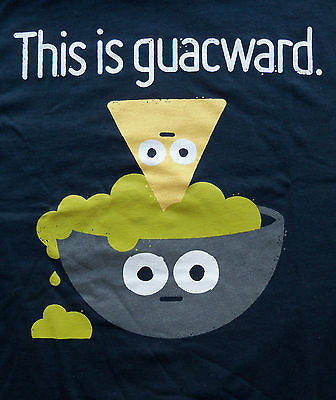 TeeFury T-Shirt - This is Guacward - New Adult M