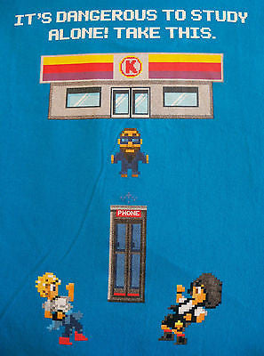 TeeFury T-Shirt - Bill & Ted - New Adult XL