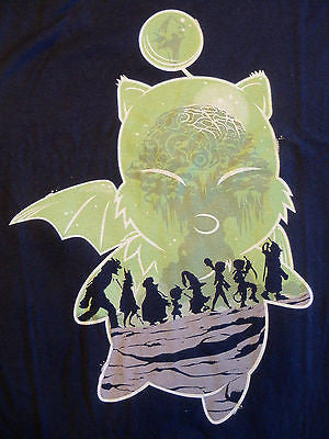 RIPT T-Shirt - Return Of The Fantasy Final Fantasy - Adult M