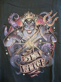 TeeFury T-Shirt - Little Mermaid - Sea Witch - New - Adult XL