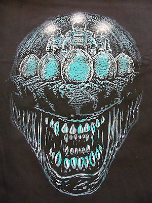 TeeFury T-Shirt - Alien - Glow In The Dark