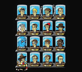 TeeFury T-Shirt - Doctorama Futurama - New Adult L - Black