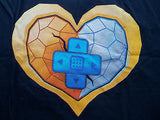 TeeFury T-Shirt - Healing Heart - Video Game