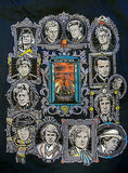 TeeFury T-Shirt - Doctor Who - 12 Doctors - New Adult XL