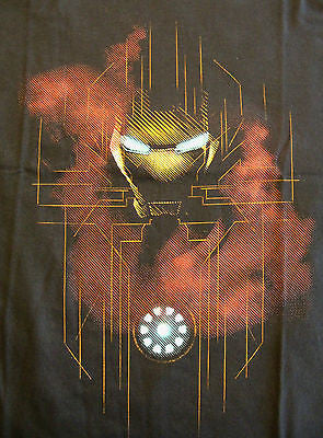 TeeFury T-Shirt - Iron Man Transformers - New Adult M