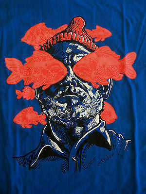 TeeFury T-Shirt - The Life Aquatic - Bill Murray - New Adult XXL