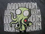 TeeFury - T-Shirt - GIRthulhu Cthulhu Lovecraft Invader Zim Doom - New Adult S