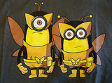 RIPT T-Shirt - HenchMinions - Venture Bros Monarch Henchmen - Adult L