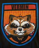 RIPT T-Shirt - Vermin Rocket Raccoon Guardians - Adult