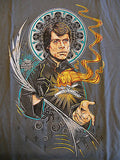 TeeFury T-Shirt - Star Wars Saint Luke Skywalker - New - Adult XL