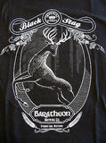TeeFury T-Shirt - Game Of Thrones Black Stag Stout Baratheon - New Adult S