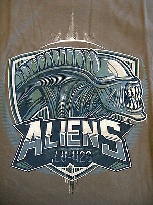 TeeFury T-Shirt - Aliens LV-426 - Adult
