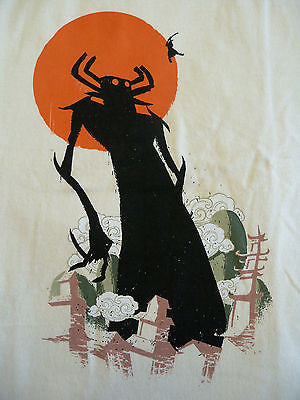 TeeFury T-Shirt - Samurai Jack Deliverer of Darkness - Adult M