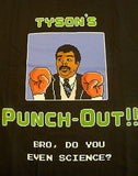 TeeFury T-Shirt - Tyson's Punch-Out - Do You Even Science? Boxing - M