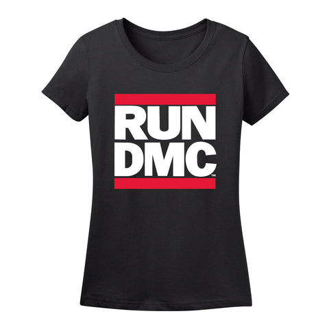 RUN DMC Logo Women's T-Shirt