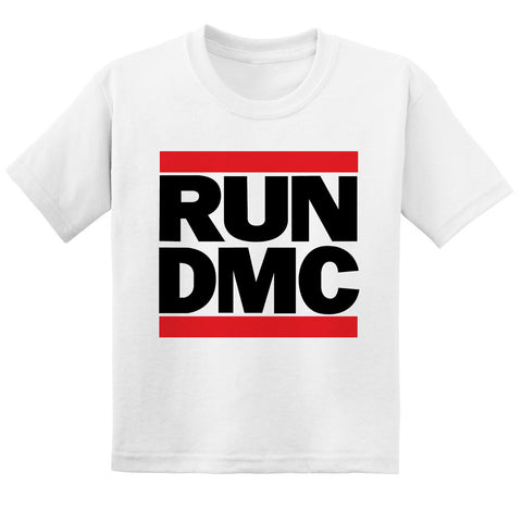RUN DMC Logo Youth T-Shirt