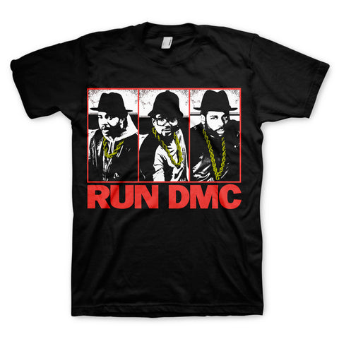 RUN DMC Threshold Stills T-Shirt