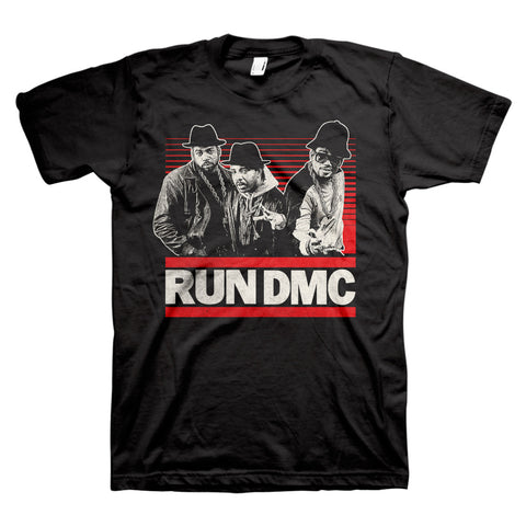 RUN DMC Group Photo T-Shirt