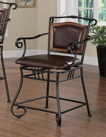 Salem Collection Barstool #100159 COA