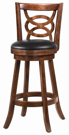 (101930) SWIVEL SEAT BAR STOOL