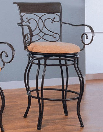 Colter Collection Barstool #120020 COA