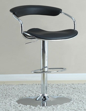 (120386) METAL BAR STOOL