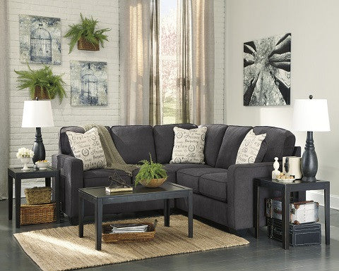 Alenya Sectional #166 ASH