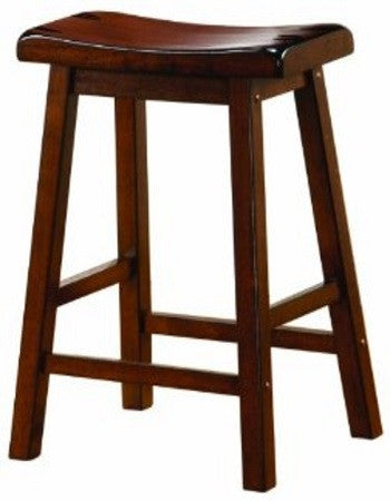 (180079) WOODEN BAR STOOL