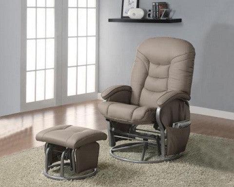 Andy Glider Recliner #600228 COA
