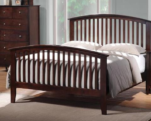 202081 Tia  Bed By Coaster