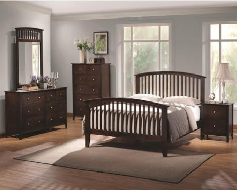 202081 Tia  Bedroom Collection By Coaster