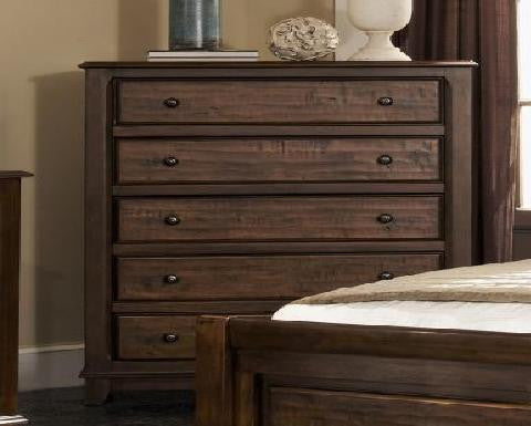 Laughton Chest #203265 COA