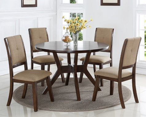Micah 5 Pc. Dining Set #2322 CR