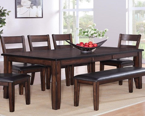 Antone 6 Pc. Dining Set #2360 CR