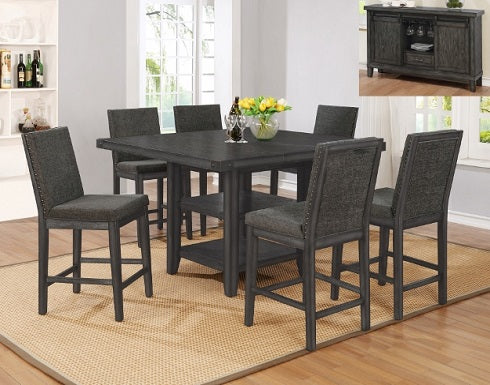 Cro 2735 Matheny Dining Set