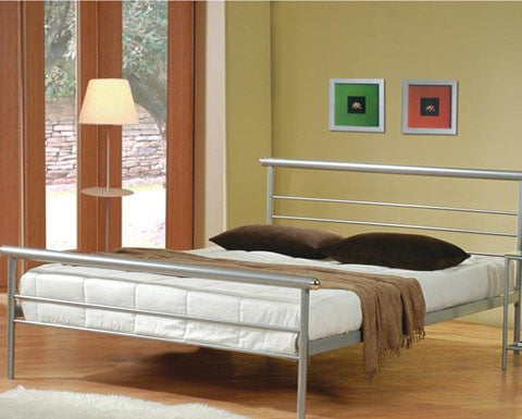 300181 Queen Metal Bed  By Coaster