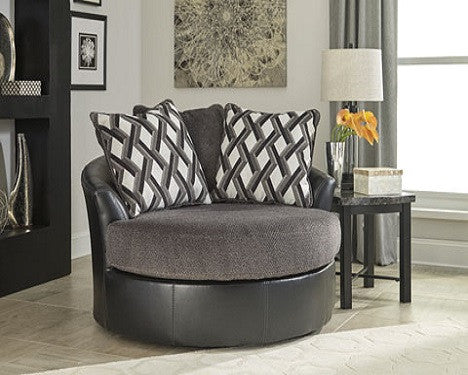 32202 Kumasi Round Chair by Ashley Furniture