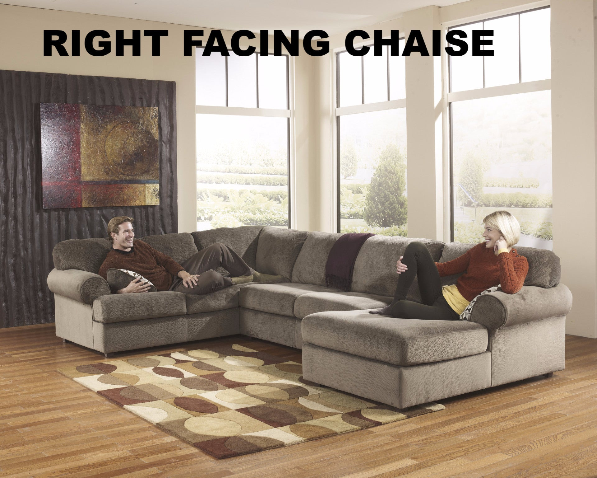 Jessa place 3 piece sectional - Jessa Place Sectional 3980216 By Ashley Furniture