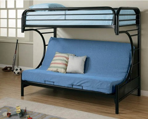 Twin/Futon Bunk Bed #4008 HFC