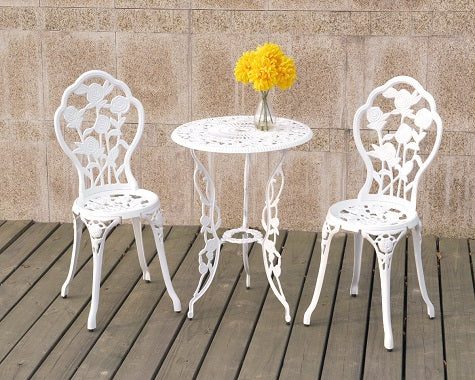 3 Pc Bistro Patio Set