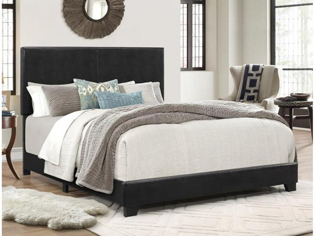 Erin Leather Bedframe #5271 CR