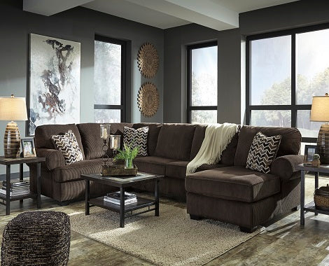 Jinllinsly Sectional Ash #72501
