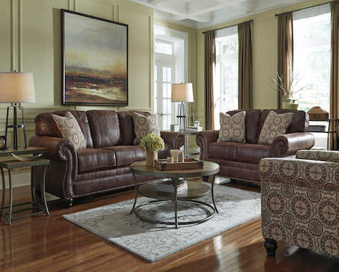 Breville by Ashley furniture-Sofa and loveseat 8000338