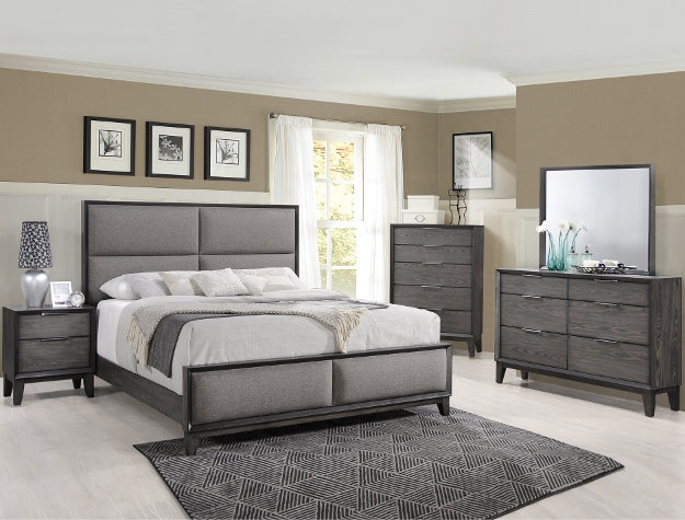 FLORIAN BEDROOM SET #CR B6570