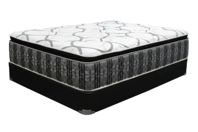 Carraway Platinum Pillow Top B1 Mattress Set