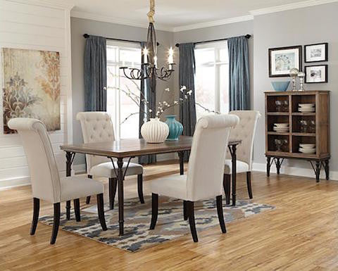 Tripton Rectangular Dining Room Set by Ashley