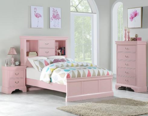 POUNDEX STORAGE BEDFRAME F9424